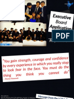 Executive Body 2017-18 Application | AIESEC in Indore