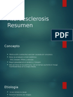 Ateroesclerosis Resumen