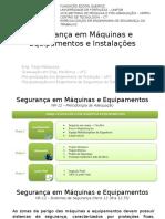 (NR 12) Segurança em maquinas e equipamentos - Aula 03