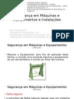 (NR 12) Segurança em maquinas e equipamentos - Aula 02
