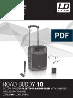 Ldrbud10 Ldsystems Bedienungsanleitung en de Fr Es Pl It