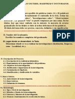 1-A Presentación Estruct. Plan de Tesis 1