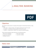 Accounts Project - Banking