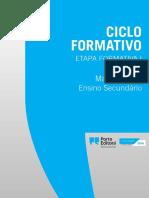 Matemática Secundário - Ciclo Formativo Porto Editora.pdf