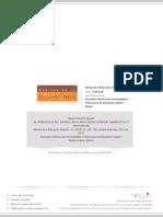 El aprendizaje del Español en el nivel Medio-Superior. Diagnóstico y propuestas