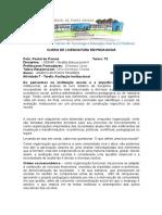 Marco Antonio Tavares - RA 152401353 - Atividade 7 - Gestão Educacional II