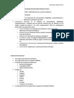 Resumen de conceptos de Administración de empresas