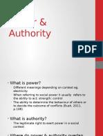 power   authority  1
