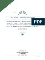 Case Diary