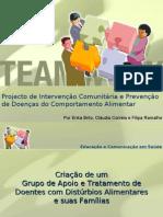 Projecto de Intervenção Comunitária e Prevenção de Doenças do Comportamento Alimentar