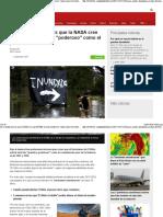 Las 3 Razones Por Las Que La NASA Cree Que El Niño Será Tan _poderoso_ Como El Peor de La Historia - BBC Mundo