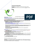 Case Study of Factors Affecting Development and Location of One High Tech Industry