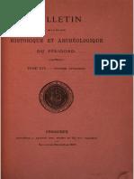 Bulletin de la Société historique et archéologique du Perigord, 1886, pp475–81, Une prose du XVe siècle