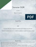 Character OGR
