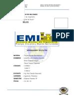 Informe de Separador Tipo Filtro II (Grupo 3)