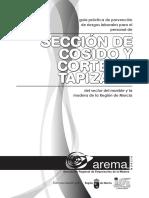 Manual Arema Cosido y Corte Tapizado