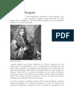 Christian Huygens