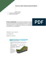 Clase 1 Obras Hidraulicas Tema Fuentes de Abastecimiento