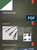 Sistemas Programables Sensores