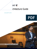 Commvault Cloud Architecture Guide