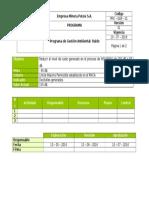 Programa SGA