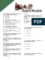 Testprimeraguerramundial 100206220313 Phpapp01 Autoguardado