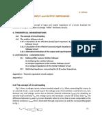 2013 Input Output Impedance 9