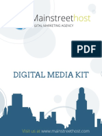 2015 Mainstreethost Digital Media Kit NP