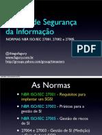 Gestao de Seguranca Da Informacao (Norma 27001-2005, 27002, 27005) (Termos) PT.98dLrp