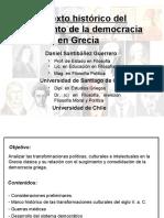 Contexto Historico Democracia Griega
