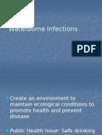 Wateborne Infections