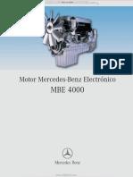 Material Motor Electronico Mbe4000 Mercedes Benz Aplicaciones Informacion Tecnica Especificaciones Rangos