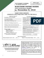 Nov 2016 Voter Guide