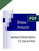 UT08 Windows 7 Introducción