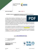 Proyecto Instructivo Lineamientos Para La Organización de Los Archivos de Gestión de Los Grupos de Contratos - 8a