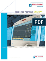 Extend Xt Especificaciones Tecnicas 11 Mayo 2014