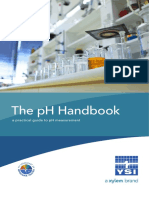 YSI the PH Handbook W78 0815
