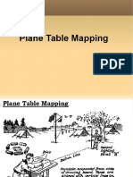 Plane Table Surveying