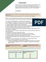 argumentation exercice.doc