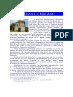 Cachoeira s de Mac Acu