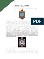 Histórica de La Unefa