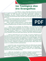 Resumo Teologico Dos Quatro Evangelhos - Trabalho de Teologia - Pr. Valter José,Nilton_1