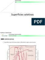 Superficies Seletivas e Medidores de Energia Solar
