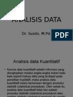 Cara Analisis Data Kuantitatif