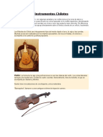 Instrumentos Chilotes