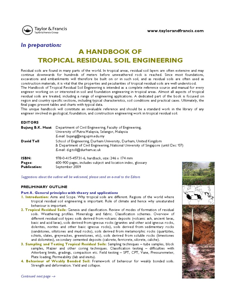 Soft Soil | Rock (Geology) | Geotechnical Engineering