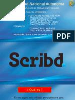 SCRIBD, CALÁMEO Y SLIDESHARE.pptx
