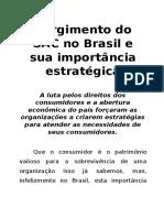 Surgimentodo SAC no Brasil