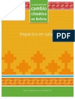 Molina - La Economia Del Cambio Climatico en Bolivia