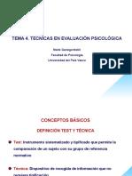 T.4.-Tecnicas-PROYECTIVAS